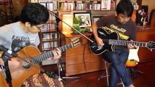 """getlinkyoutube.com-Dewa Budjana & Tohpati : just play """"dan"""""""