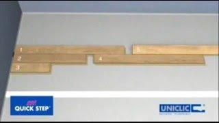Fachowa instrukcja montażu paneli laminowanych - Quick-Step - Akademia Montażu BEL-POLu