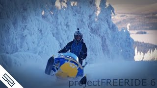 getlinkyoutube.com-Snowmobile Movie 2015