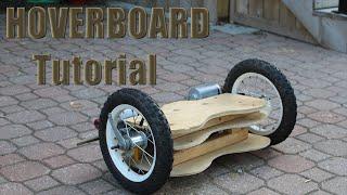 getlinkyoutube.com-How to Make a Homemade Hoverboard