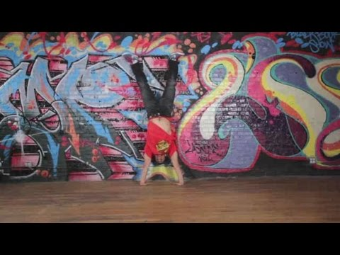 How to B-Boy: Freezes / Handstand