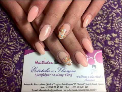 Gel Nails July 2013, Thonj me Gel