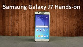 getlinkyoutube.com-Samsung Galaxy J7 Hands-on Review