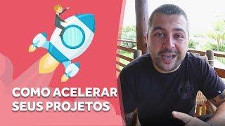 getlinkyoutube.com-Como acelerar seus projetos triplicando metas | Robson V. Leite