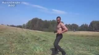 Сельский тракторист песня, юмор, угар.
