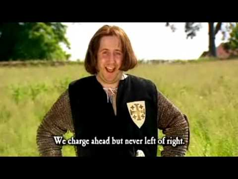 Horrible Histories - I'm a Knight