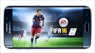 getlinkyoutube.com-Fifa 16 Ultimate Team para Android