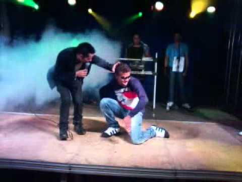 Ponga do passinho e Marlon Branco em COLARES (part 1) NOVO