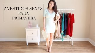 getlinkyoutube.com-VESTIDOS SEXYS Y COQUETOS PARA PRIMAVERA Fashion Riot