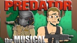 getlinkyoutube.com-♪ PREDATOR THE MUSICAL - Animated Parody