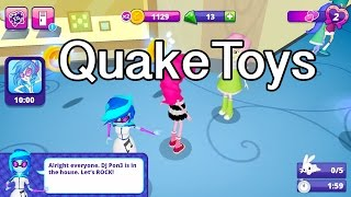 getlinkyoutube.com-New Equestria Girls Friendship Games App Long Version Scan DJ Pon-3 Canterlot High Playset &More MLP