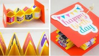 getlinkyoutube.com-Wagons Card La tarjeta perfecta de cumpleaños ( ◠‿◠) / Jeguridos