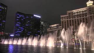 getlinkyoutube.com-Bellagio Fountains - Uptown Funk (Night)