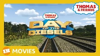 Thomas & Friends: Day of Diesels Trailer