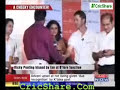 Drunk Man Tries To Kiss Ricky Ponting in India