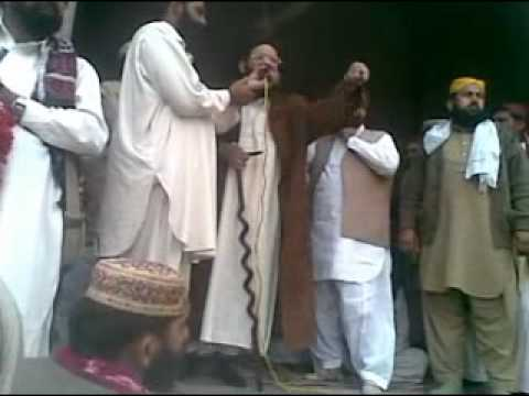 wahabi attack at ahlesunnat mosque in shah jamal muzaffar garh part 3