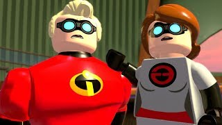 Incredibles 2 Full Game Walkthrough (LEGO The Incredibles) width=