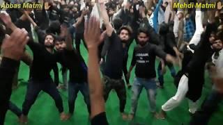 Nadeem Sarwar 2018 Badshah Hussain Matami Pursa | Matam Manglaur Shia Nagri |