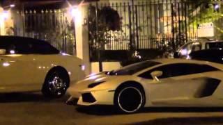 """getlinkyoutube.com-Justin Bieber - Lamborghini Aventador 6 Tickets in Dubai-Trouble with the Law in LA """"Check It Out"""""""