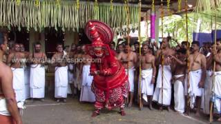 Bali Theyyam Kunhimangalam 1080p HD