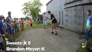 Brandon Meyer vs. Sweets - K.E.N.