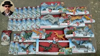 Jurassic World Toys as of June 2015