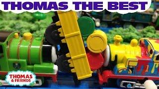 "getlinkyoutube.com-Thomas and friends ""Thomas The Best"""