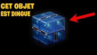 CET OBJET EST DINGUE (Cube De L'infini)