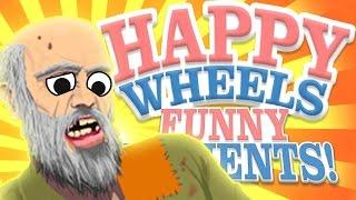 getlinkyoutube.com-GTA 5 Gameplay! | Happy Wheels ④