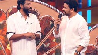 getlinkyoutube.com-Cinemaa Chirimaa I Ep 1 with Dileep & Kalabhavan Mani I Mazhavil Manorama