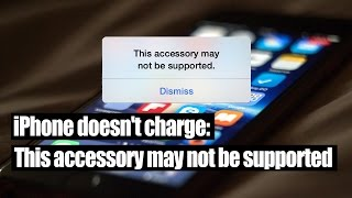 getlinkyoutube.com-iPhone doesn't charge This accessory may not be supported
