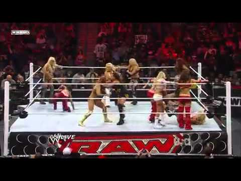 WWE  Divas Battle Royal  Slammy Awards