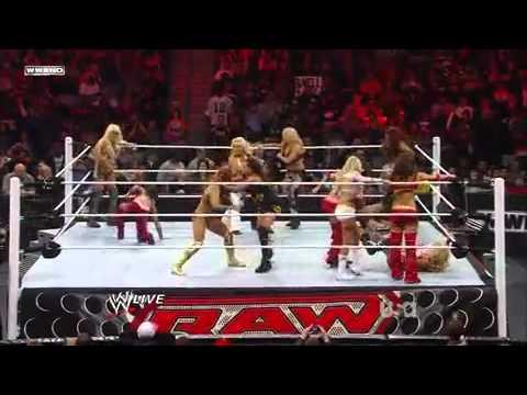 WWE  Divas Battle Royal  Slammy Awards