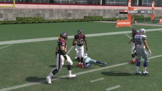 getlinkyoutube.com-Football-NFL-Madden 17 :: NEW HIGH SCORE! :: Gauntlet Mode Gameplay XboxOne