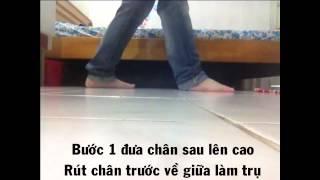getlinkyoutube.com-Hướng dẫn nhảy Shuffle cơ bản - Shuffle Vietnam