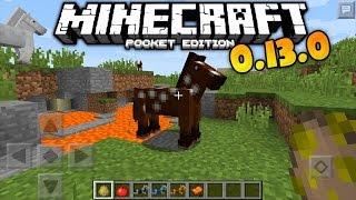 getlinkyoutube.com-Minecraft PE 0.13.0 Build 5 - SEM ERRO DE ANÁLISE - Download Apk/Free 100% REAL