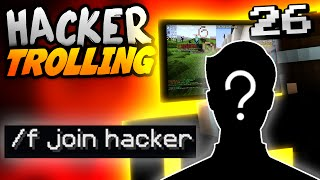 getlinkyoutube.com-Minecraft HACKER TROLLING - BEFRIENDING A HACKER ON ALT!! - Ep. 26 ( Minecraft 1.8 Hacks )
