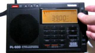 getlinkyoutube.com-PL-600收听 呼伦贝尔人民广播电台3900KHz 地点:日本长野
