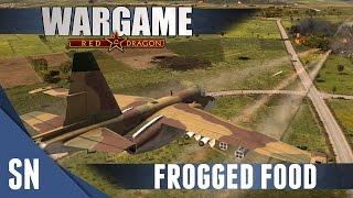 getlinkyoutube.com-Wargame: Red Dragon Gameplay #104: Frogged Food!