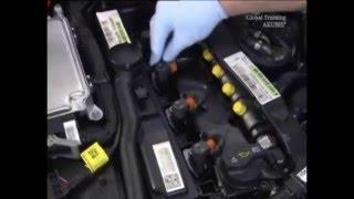 getlinkyoutube.com-Mercedes Benz CDI OM651 Diesel Fuel Injectors Replacement