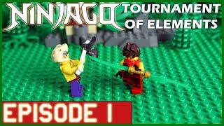 getlinkyoutube.com-LEGO Ninjago - Tournament of Elements Episode 1: Jungle Trap
