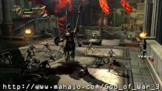 getlinkyoutube.com-God of War 3 Demo Walkthrough Part I HD