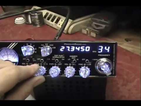 Magnum S-980 NX Tune-up Report