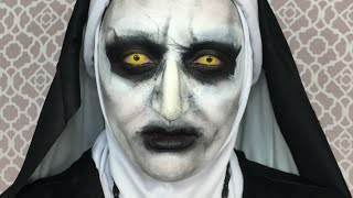 getlinkyoutube.com-THE CONJURING 2 VALAK MAKEUP TUTORIAL!