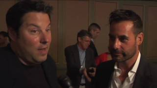 getlinkyoutube.com-Heroes - Greg Grunberg & Adrian Pasdar