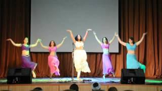 Индийский танец заказать на праздник - Петербург