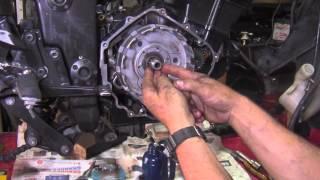 getlinkyoutube.com-Kawasaki Ninja 250 reparación motor