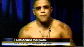 getlinkyoutube.com-Fernando Vargas responding to Oscar De La Hoya postponing original fight date