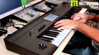 getlinkyoutube.com-Korg Krome Piano