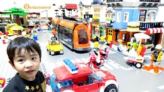 getlinkyoutube.com-レゴの街を作りました♪